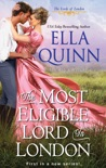 The Most Eligible Lord in London e-book
