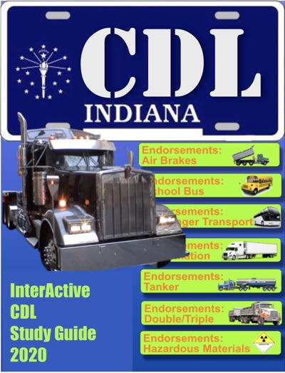 CDL Indiana Commercial Drivers License by William Chester Book Summary, Reviews and E-Book Download