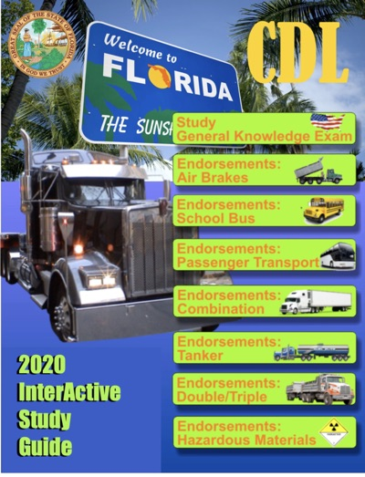 Florida CDL Commercial Drivers License by William Chester Book Summary, Reviews and E-Book Download