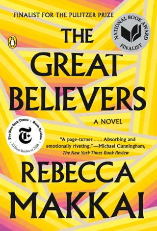 The Great Believers by Rebecca Makkai E-Book Download