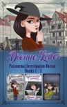 Paranormal Investigation Bureau Cozy Mystery Box Set Books 1-3 book summary, reviews and downlod