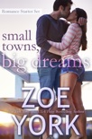 Small Towns, Big Dreams: Romance Starter Set book summary, reviews and downlod