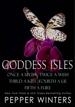 Goddess Isles Complete Boxed Set E-Book Download
