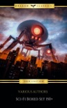 SCI-FI Boxed Set: 150+.: Space Adventures, Lost Worlds, Dystopian Novels & Post-Apocalyptic Tales: The War of the Worlds, Anthem, Space ... America, A Traveler in Time, The Guardians… book summary, reviews and download