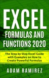 Excel Formulas and Functions 2020 book summary, reviews and download