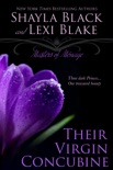 Their Virgin Concubine, Masters of Ménage, Book 3 book summary, reviews and downlod