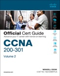CCNA 200-301 Official Cert Guide, Volume 2, 1/e book summary, reviews and download