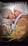 The Meant To Be One book summary, reviews and downlod