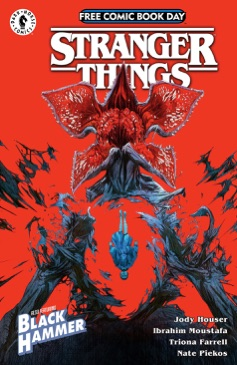 Free Comic Book Day 2019 (General) Stranger Things/Black Hammer E-Book Download