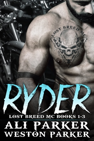 The Lost Breed MC Box Set Books 1-3 by Ali Parker book summary, reviews and downlod