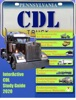 CDL Pennsylvania Commercial Drivers License book image