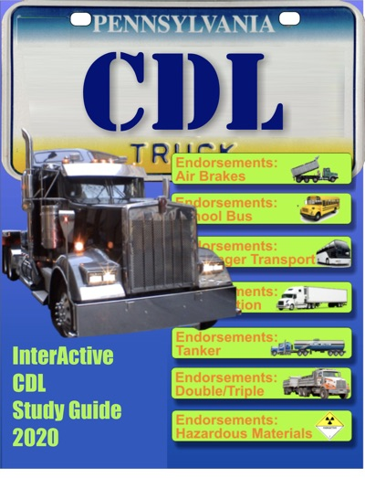 CDL Pennsylvania Commercial Drivers License by William Chester Book Summary, Reviews and E-Book Download