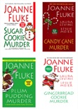Joanne Fluke Christmas Bundle: Sugar Cookie Murder, Candy Cane Murder, Plum Pudding Murder, & Gingerbread Cookie Murder book summary, reviews and downlod