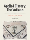 Applied History: The Vatican book summary, reviews and download