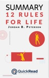 """Summary of """"12 Rules for Life"""" by Jordan B. Peterson book summary, reviews and downlod"""
