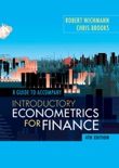 R Guide for Introductory Econometrics for Finance book summary, reviews and download