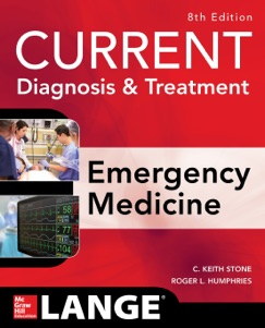 CURRENT Diagnosis and Treatment Emergency Medicine, Eighth Edition E-Book Download