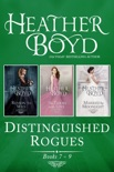 Distinguished Rogues Books 7-9 book summary, reviews and downlod