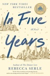 In Five Years book summary, reviews and download