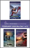 Harlequin Love Inspired Suspense February 2020 - Box Set 1 of 2 book summary, reviews and downlod