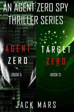 Agent Zero Spy Thriller Bundle: Agent Zero (#1) and Target Zero (#2) E-Book Download