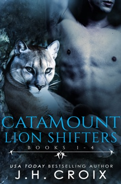 Catamount Lion Shifters: Books 1 - 4 E-Book Download