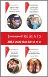 Harlequin Presents - July 2020 - Box Set 2 of 2 book summary, reviews and downlod