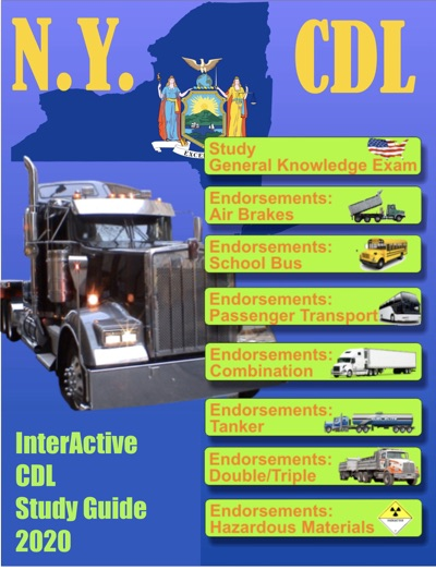 CDL N.Y. Commercial Drivers License by William Chester Book Summary, Reviews and E-Book Download