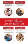 Harlequin Presents - July 2019 - Box Set 1 of 2 book summary, reviews and downlod