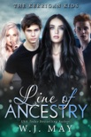 Line of Ancestry e-book