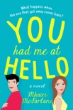 You Had Me At Hello book summary, reviews and download