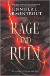 Rage and Ruin book summary, reviews and downlod