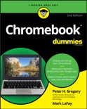 Chromebook For Dummies book summary, reviews and download