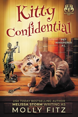 Kitty Confidential: A Hilarious Cozy Mystery with One Very Entitled Cat Detective by Draft2Digital, LLC book summary, reviews and downlod