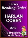 Harlan Coben: Series Reading Order - Updated 2019 book summary, reviews and downlod