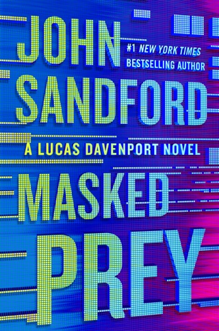 Masked Prey by PENGUIN GROUP USA, INC.   book summary, reviews and downlod