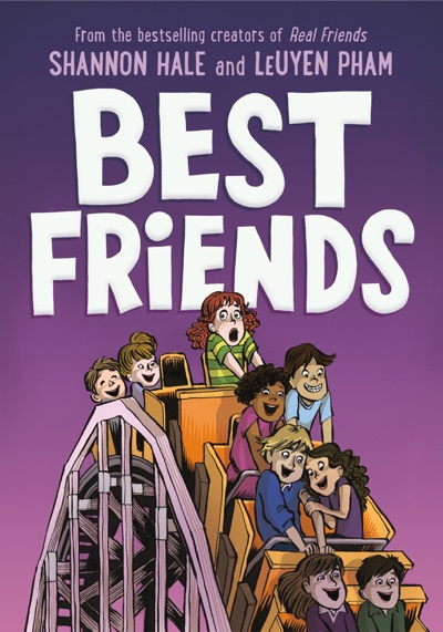 Best Friends by Shannon Hale Book Summary, Reviews and E-Book Download