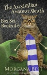 Australian Amateur Sleuth: Box Set: Books 4-6 book summary, reviews and downlod