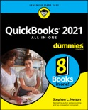 QuickBooks 2021 All-in-One For Dummies book summary, reviews and download