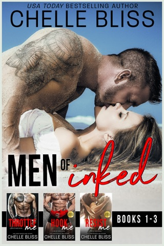 Men of Inked Books 1-3 by Bliss Ink LLC book summary, reviews and downlod