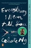 Everything I Never Told You book summary, reviews and download