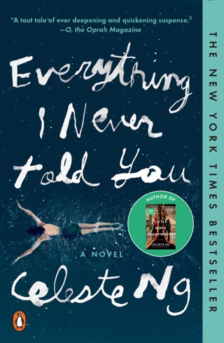 Everything I Never Told You by Celeste Ng E-Book Download