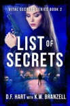 List of Secrets book summary, reviews and download