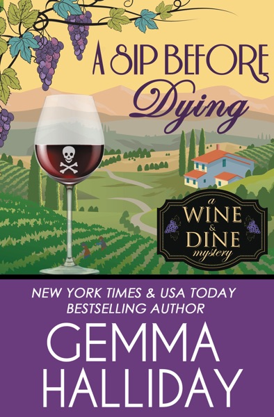 A Sip Before Dying by Gemma Halliday Book Summary, Reviews and E-Book Download