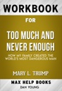 Too Much and Never Enough: How My Family Created the World's Most Dangerous Man by Mary L. Trump (MaxHelp Workbooks)