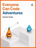 Everyone Can Code Adventures Teacher Guide book summary, reviews and downlod