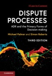 Dispute Processes book summary, reviews and downlod