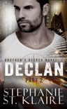 Brother's Keeper I: Declan (part 2) book summary, reviews and downlod