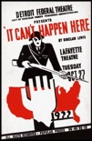 It Can't Happen Here book summary, reviews and download