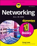 Networking All-in-One For Dummies book summary, reviews and download